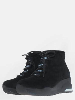 Черевики чорні | 5625504