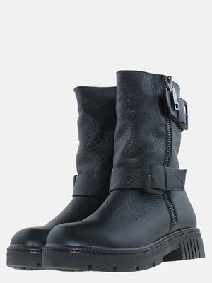 Ботинки черные | 5625506