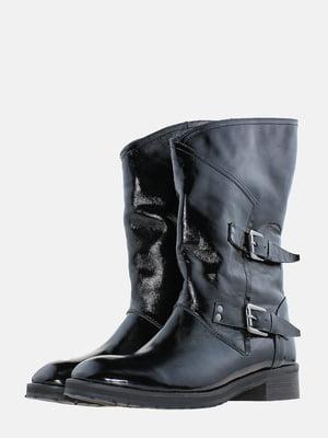Ботинки черные | 5625515