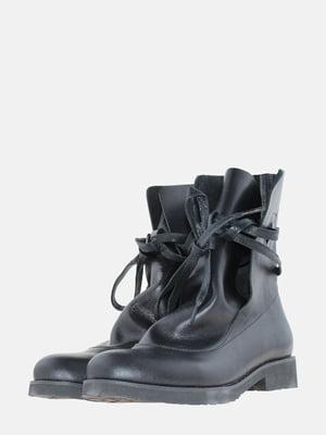 Ботинки черные | 5625517