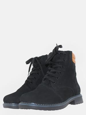 Ботинки черные | 5625520