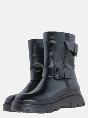 Ботинки черные | 5630222