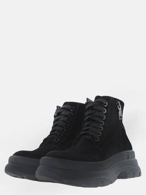 Ботинки черные | 5630226