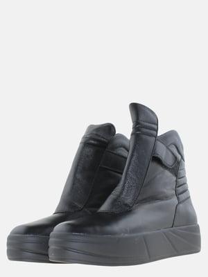 Черевики чорні | 5630229