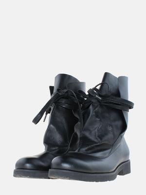 Ботинки черные | 5630230
