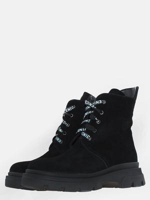 Ботинки черные | 5630236