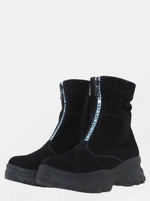 Ботинки черные | 5630237