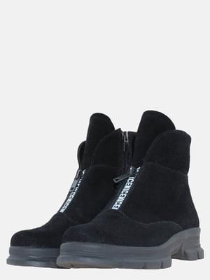 Ботинки черные | 5630238