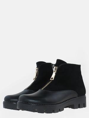 Ботинки черные | 5630239