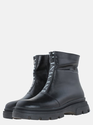 Ботинки черные | 5630241