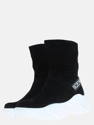 Ботинки черные | 5630242