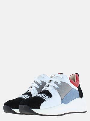 Кросівки комбінованого кольору | 5630244
