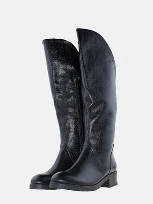Чоботи чорні | 5630285