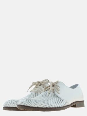 Туфли молочного цвета | 5630299