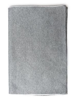 Шарф серый | 5631643