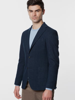 Пиджак синий | 5631663