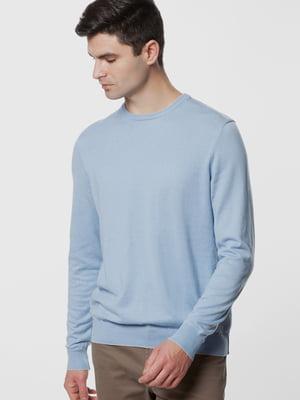 Джемпер голубого цвета | 5631674