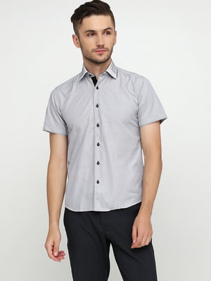 Рубашка серая | 5631832