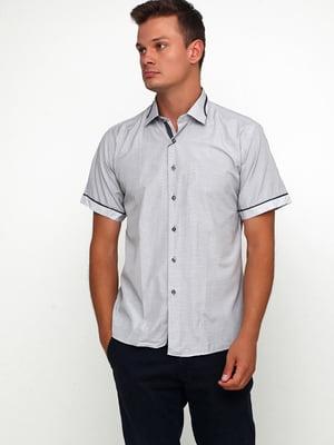 Рубашка голубая | 5631836