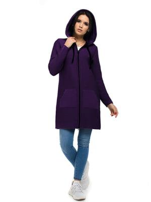 Кардиган фиолетовый   5632047