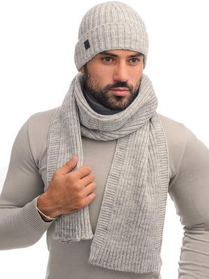 Комплект: шапка и шарф | 5632209
