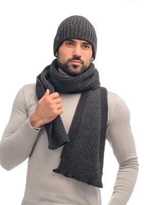 Комплект: шапка и шарф | 5632213