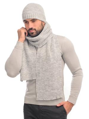 Комплект: шапка и шарф | 5632214