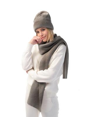 Комплект: шапка і шарф | 5632224