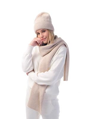 Комплект: шапка і шарф | 5632225