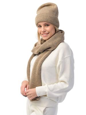 Комплект: шапка і шарф | 5632228