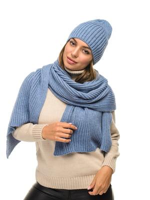 Комплект: шапка і шарф | 5632231