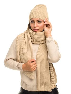 Комплект: шапка и шарф   5632232