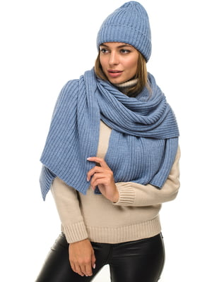 Комплект: шапка і шарф | 5632234