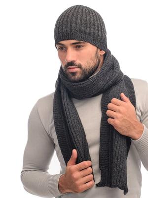 Комплект: шапка и шарф | 5632257