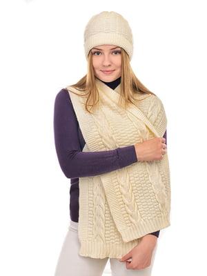 Комплект: шапка і шарф | 5632261