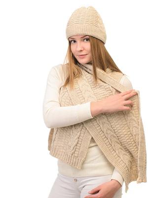 Комплект: шапка і шарф | 5632262