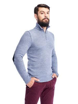 Блакитний светр | 5632479