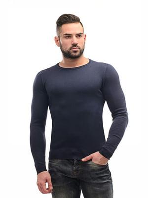 Джемпер темно-синій | 5632444