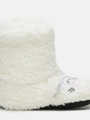 Тапочки белые | 5632888