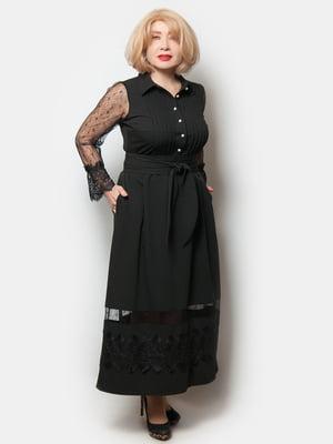 Платье черное | 5632971