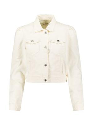 Куртка біла | 5633119