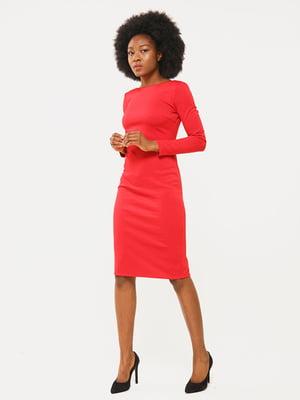 Сукня червоного кольору | 5633171