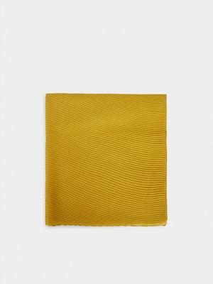 Шарф салатового цвета | 5635210