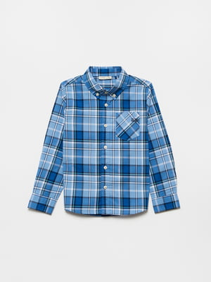 Рубашка клетчатая | 5635411
