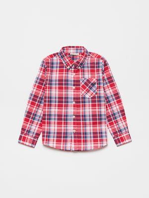 Рубашка клетчатая | 5635412