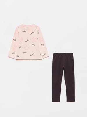 Комплект: свитшот и брюки | 5635439