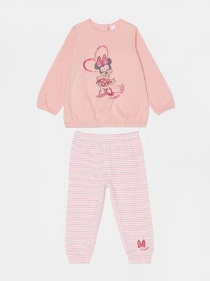 Пижама: джемпер и брюки | 5635511