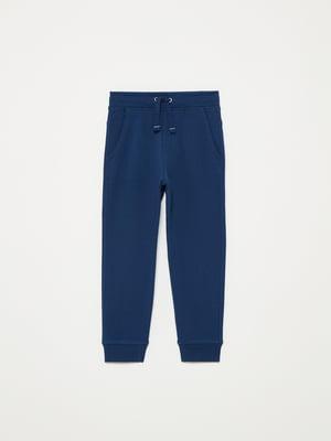Брюки синие | 5635514