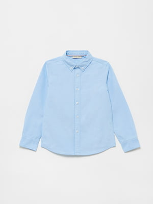 Рубашка голубая | 5635521