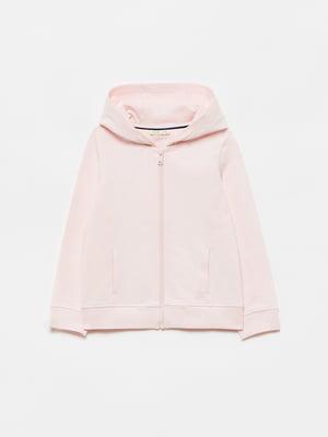 Толстовка світло-рожева | 5635553